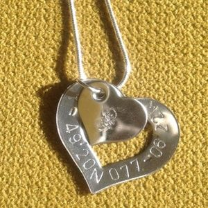 Jewelry - Handmade Personalized Mommy Necklace